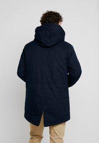 TOM TAILOR DENIM - SOFT - Winter coat - sky captain blue - 2