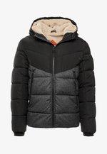 HEAVY PUFFER JACKET - Winter jacket - grey