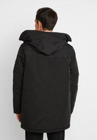 TOM TAILOR DENIM - Zimní kabát - black - 2