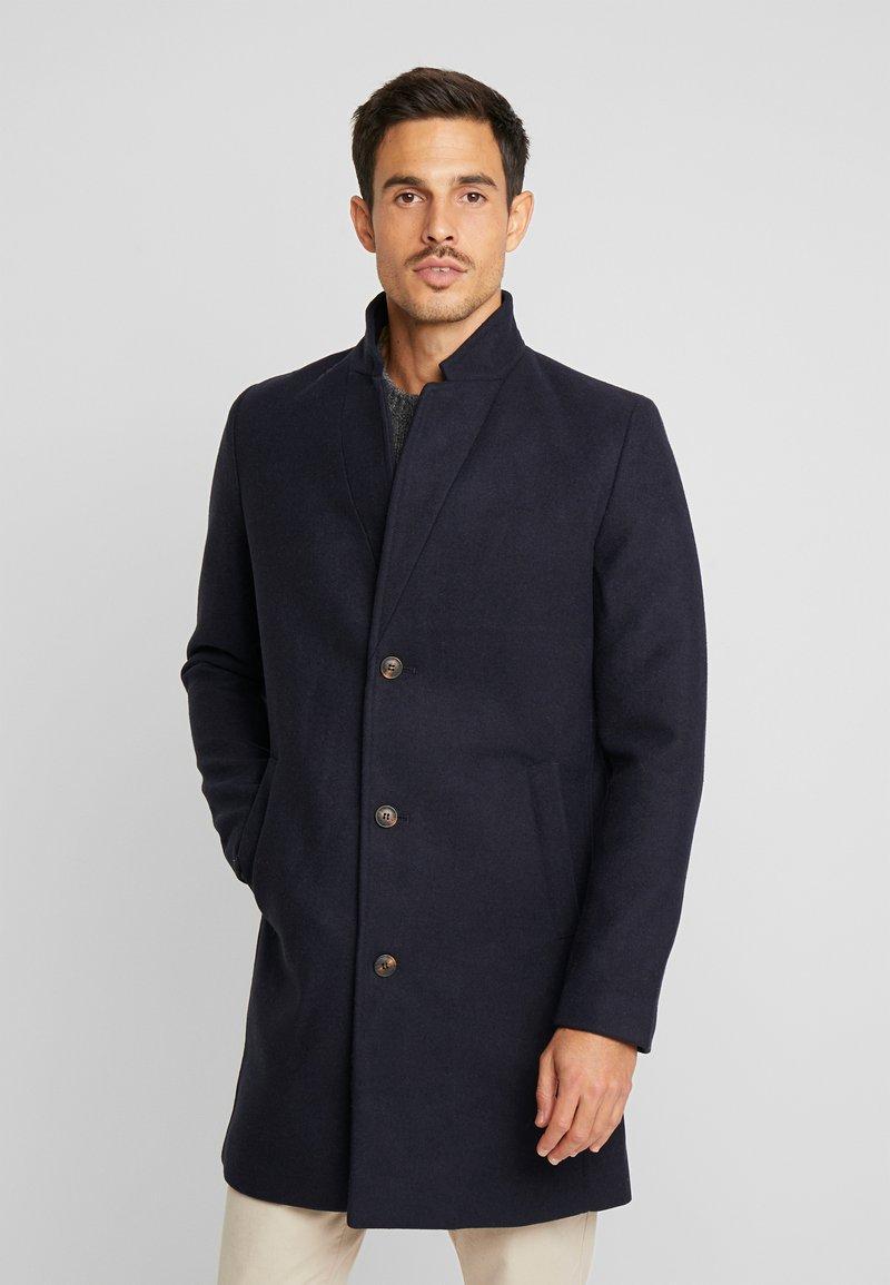 TOM TAILOR DENIM - Classic coat - sky captain blue