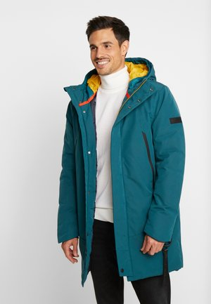 TECHNICAL - Winter coat - deep meadow green