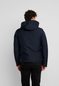 TOM TAILOR DENIM - TECHNICAL JACKET - Vinterjacka - sky captain blue