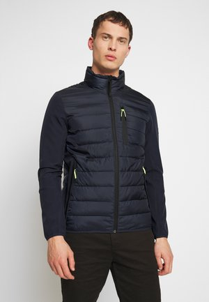 HYBRID JACKET - Zimní bunda - sky captain blue