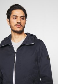 TOM TAILOR DENIM - Summer jacket - sky captain blue - 3