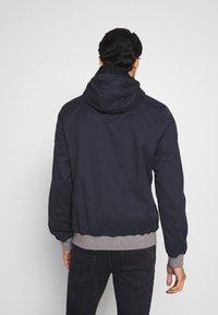 TOM TAILOR DENIM - Summer jacket - sky captain blue - 2