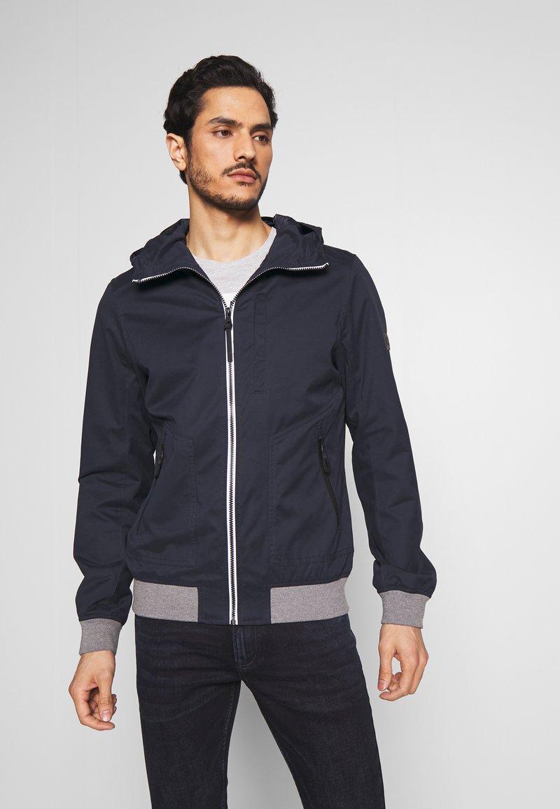 TOM TAILOR DENIM - Summer jacket - sky captain blue