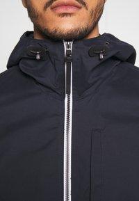 TOM TAILOR DENIM - Summer jacket - sky captain blue - 6