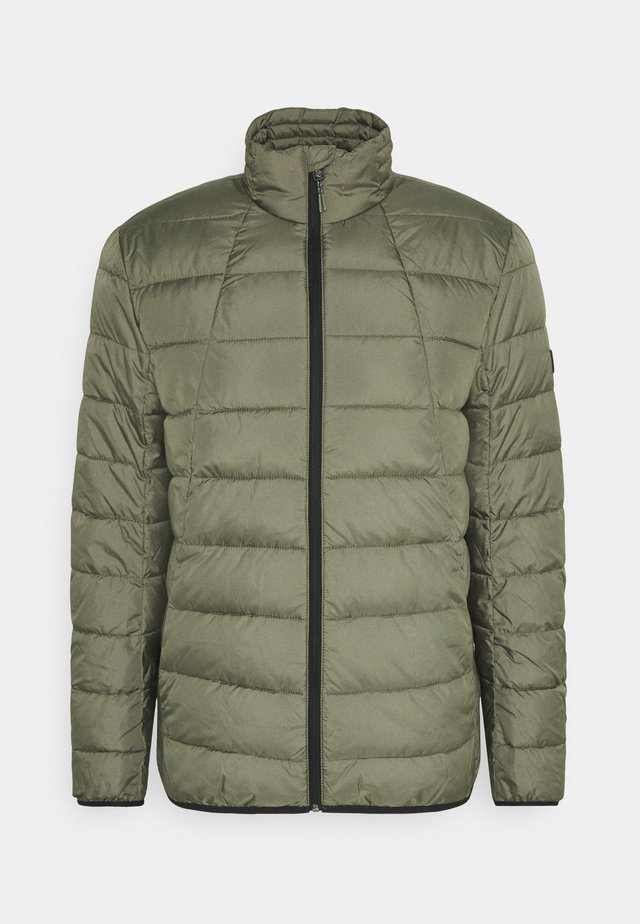 LIGHTWEIGHT JACKET - Jas - dusty olive green