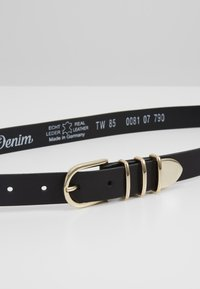 TOM TAILOR DENIM - TF0081L07 - Riem - black - 4