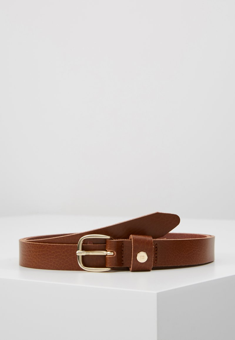 TOM TAILOR DENIM - Belt - cognac