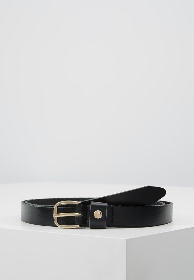 TF0085L03 - Gürtel - black