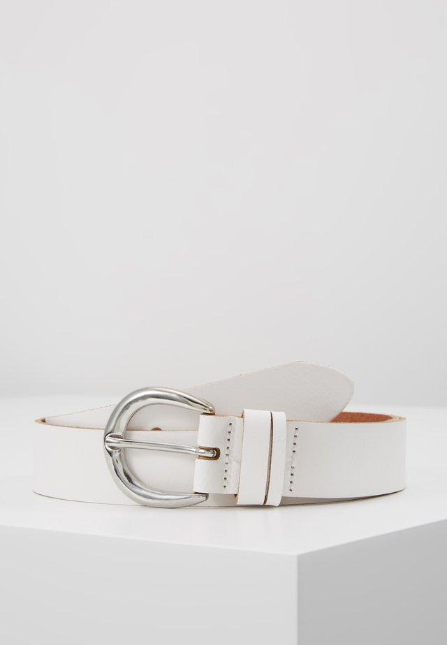 Skärp - white