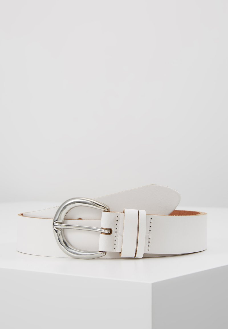 TOM TAILOR DENIM - Gürtel - white