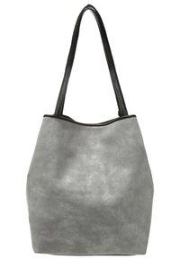TOM TAILOR DENIM - MILA - Bolso shopping - grey - 2