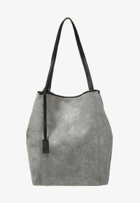 TOM TAILOR DENIM - MILA - Bolso shopping - grey - 1