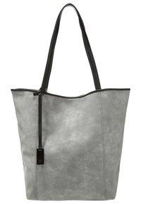 TOM TAILOR DENIM - MILA - Bolso shopping - grey - 5