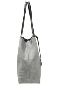 TOM TAILOR DENIM - MILA - Bolso shopping - grey - 3