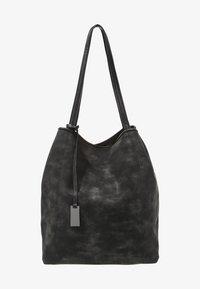 TOM TAILOR DENIM - MILA - Tote bag - black - 1