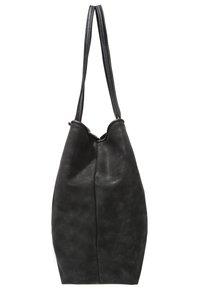 TOM TAILOR DENIM - MILA - Tote bag - black - 3
