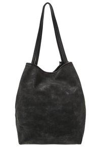 TOM TAILOR DENIM - MILA - Tote bag - black - 2