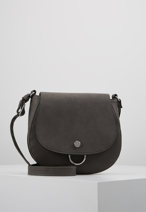 MOLLY FLAPBAG - Sac bandoulière - grey