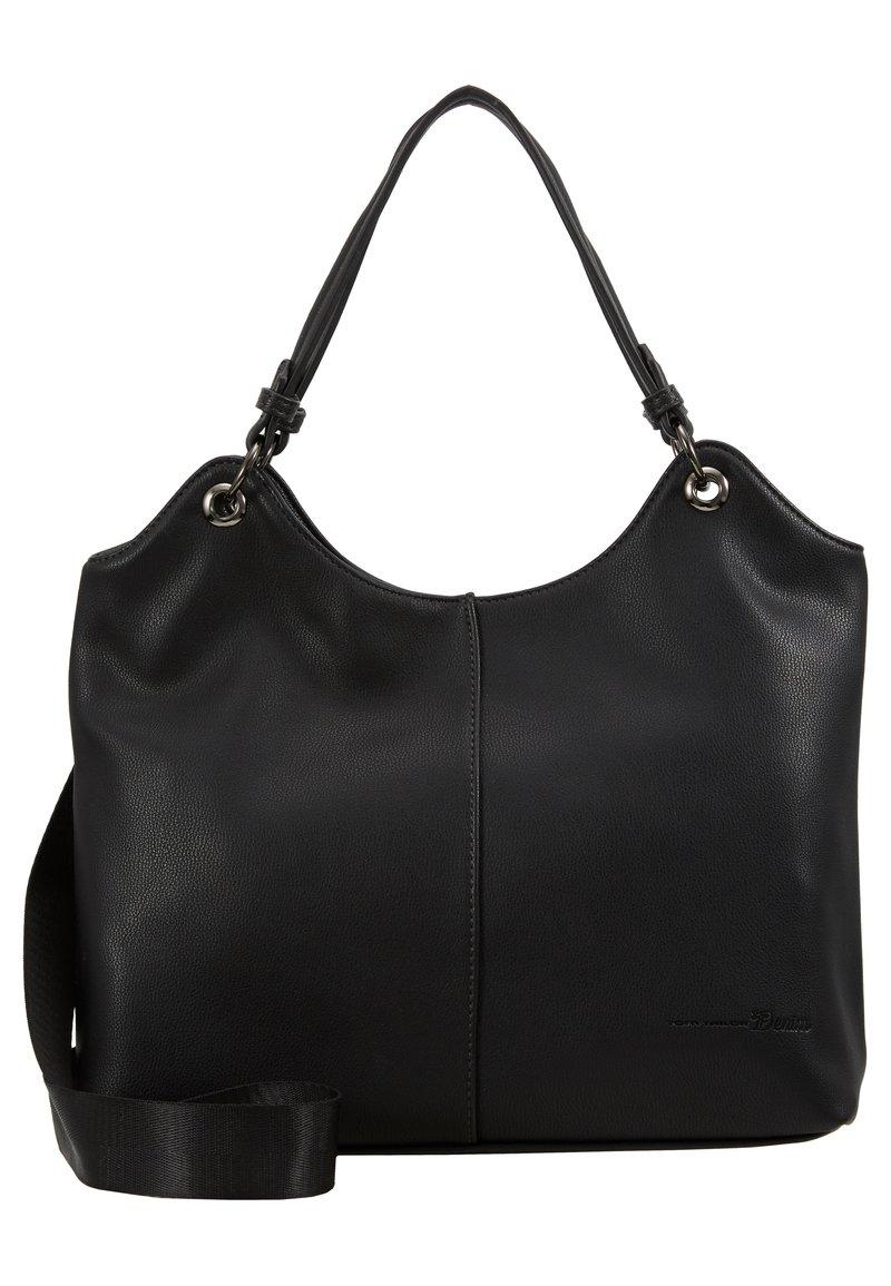 TOM TAILOR DENIM - KIRA - Handbag - black