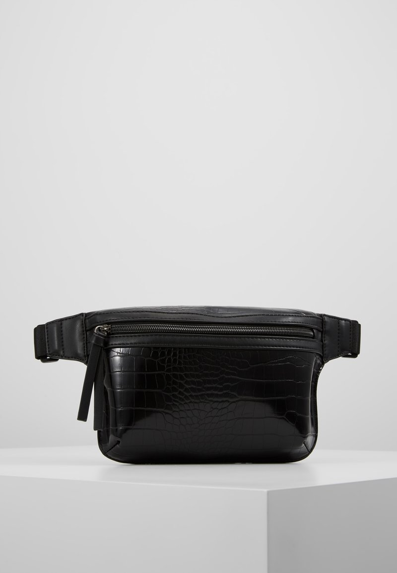 TOM TAILOR DENIM - NOLA BELTBAG - Ledvinka - black