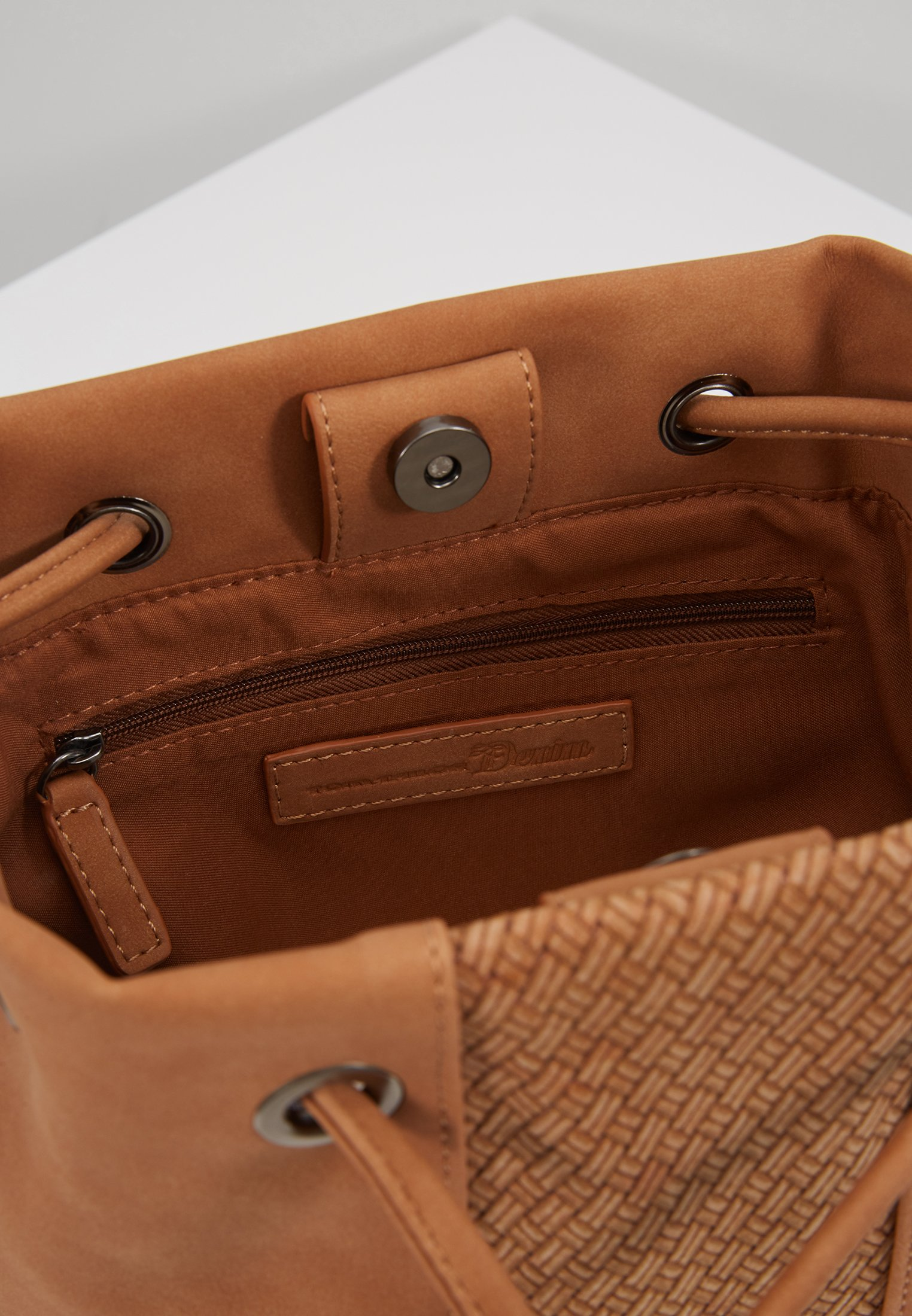 Tom Tailor Denim Sierra - Sac À Main Cognac