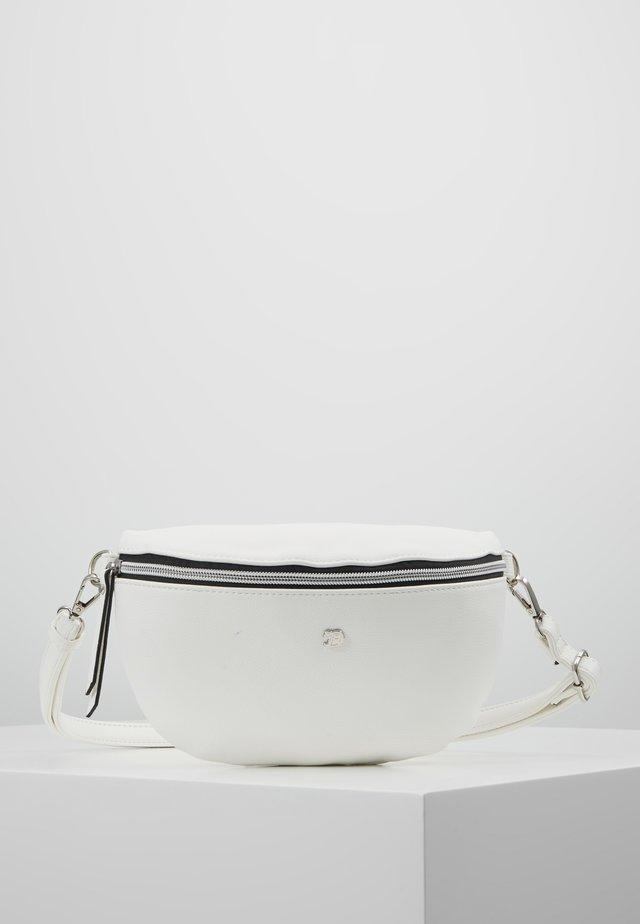 ROSIE - Bum bag - white
