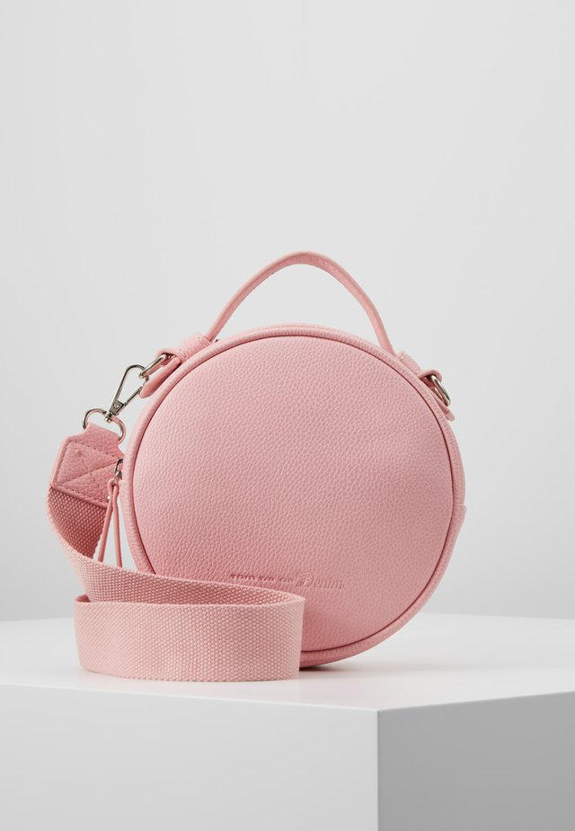 LINEA - Across body bag - mid rose