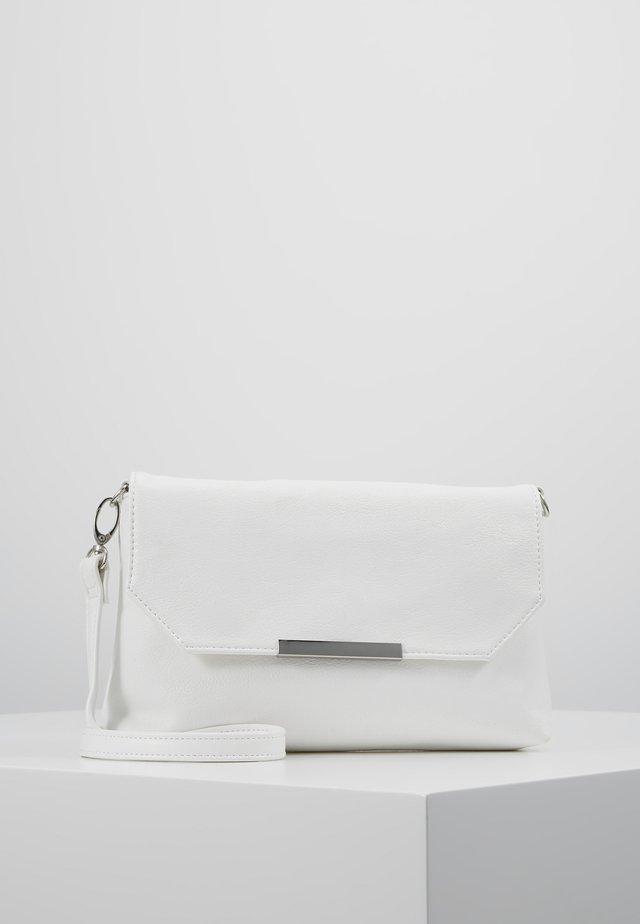 KENZA - Clutch - white
