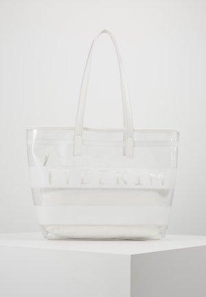 LINARES SET - Shopping bags - white