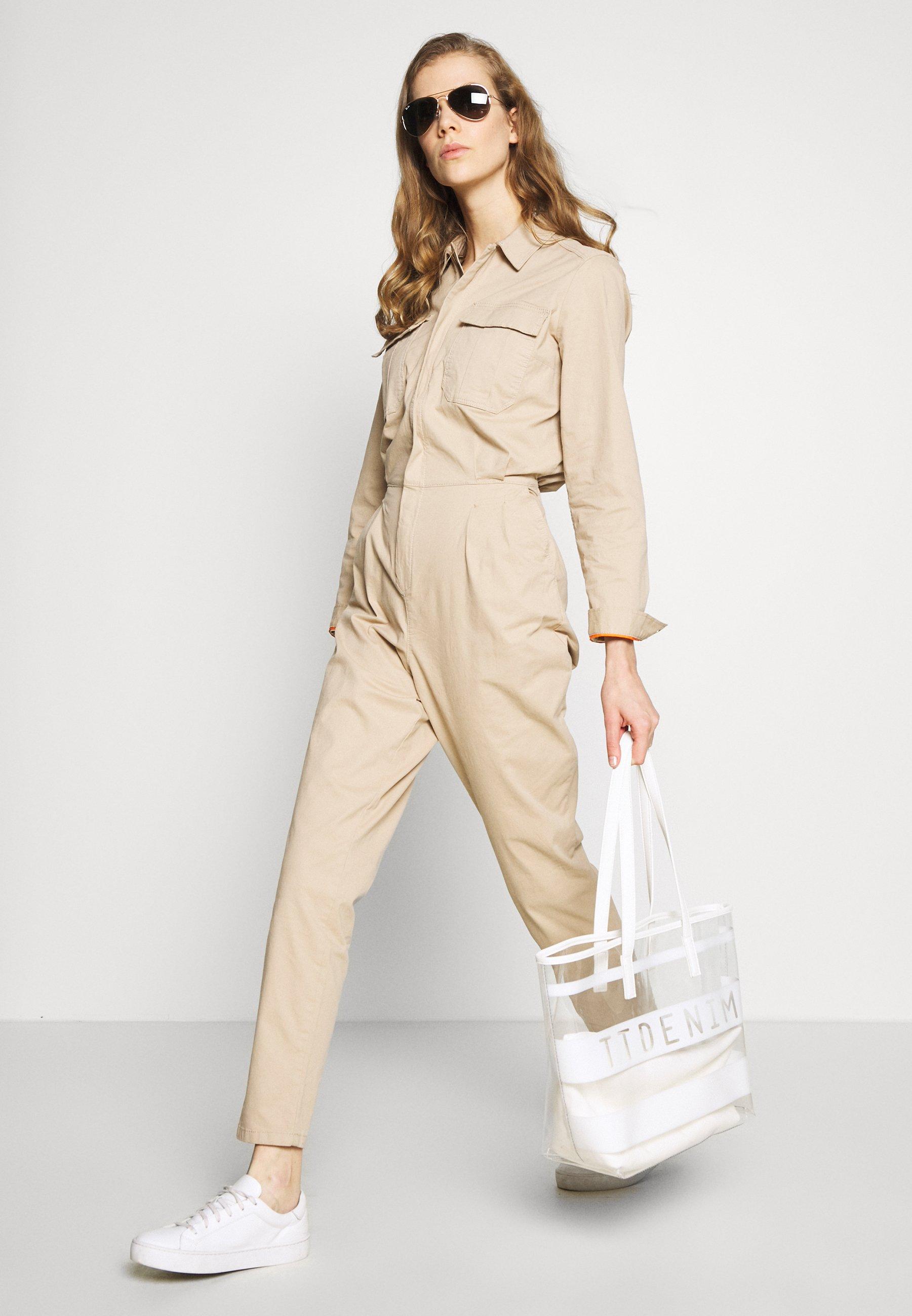Tom Tailor Denim Linares Set - Shopping Bag White TMB8OzR