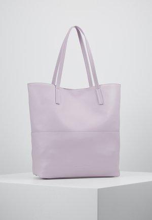 VALENCIA - Shopper - light purple