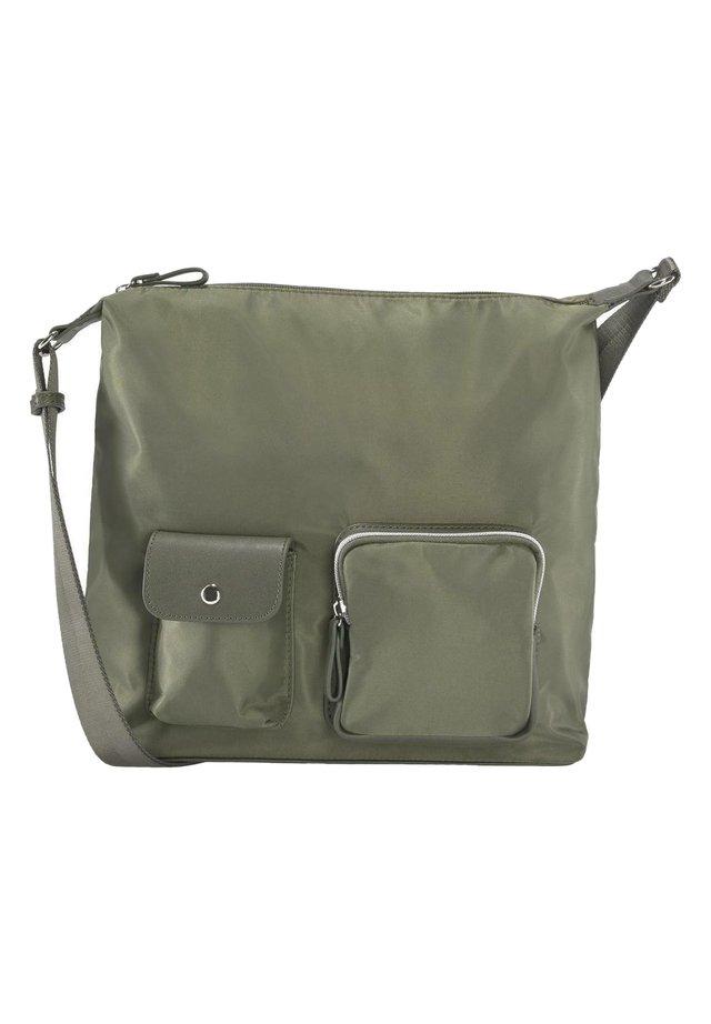 BAGS HOBO-TASCHE VIGO - Umhängetasche - khaki/khaki