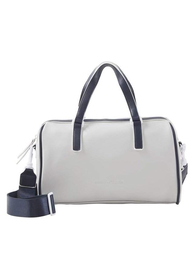TOM TAILOR DENIM BAGS BOWLING-TASCHE MERIDA - Sac à main - mixed grey