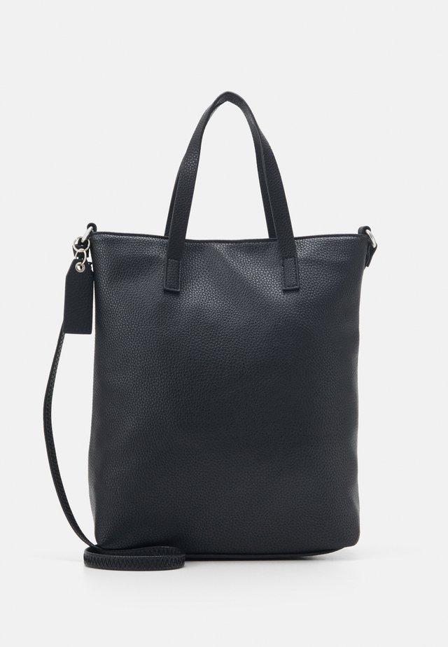 TESSA - Handtasche - black