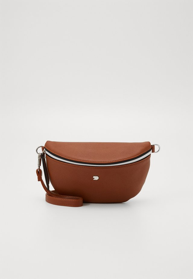 ROSIE - Bum bag - cognac
