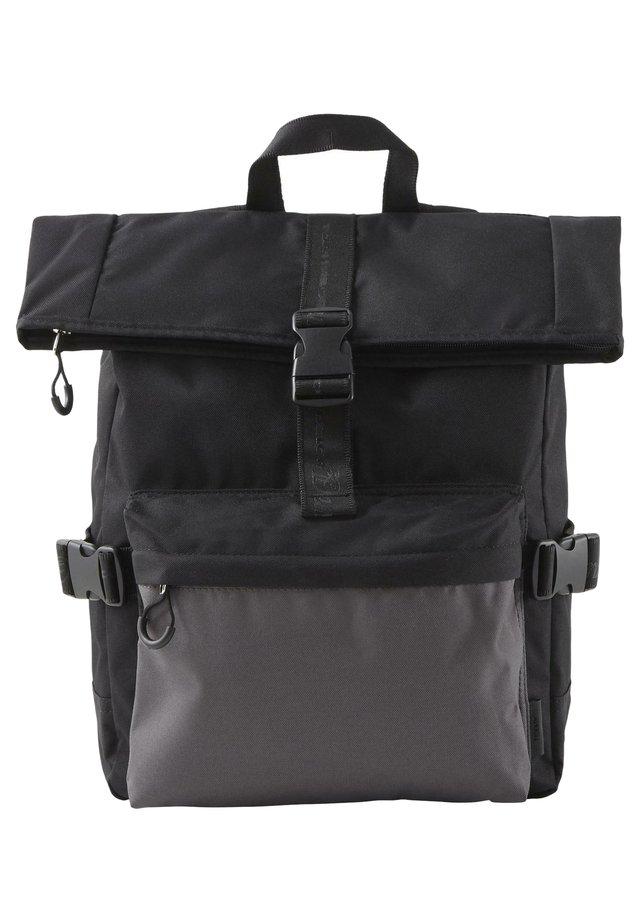 BAGS RUCKSACK LEON - Rugzak - mixed black