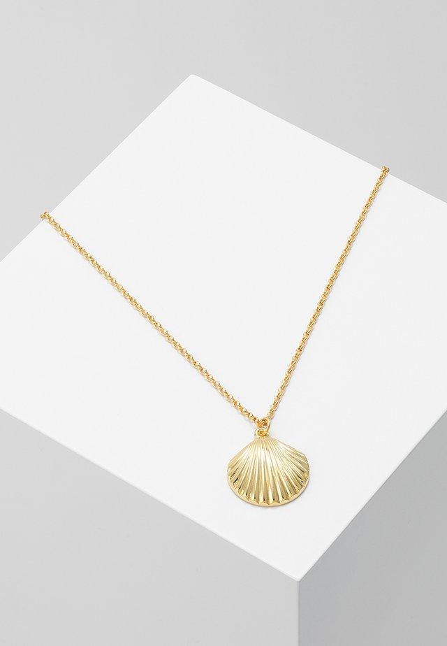 Necklace - goldfarben