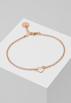 Armband - rosegold-coloured