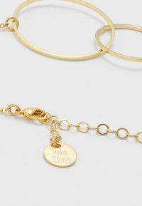 TomShot - ETERNITY - Necklace - gold-coloured - 2