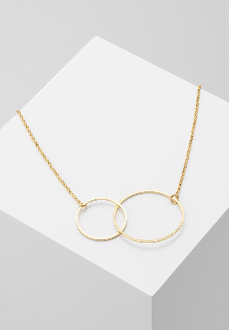 TomShot - ETERNITY - Necklace - gold-coloured