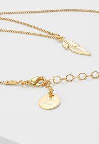 TomShot - Collar - gold-coloured - 2