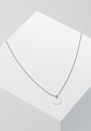 Náhrdelník - silver-coloured