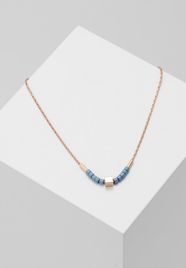 Collier - rose gold