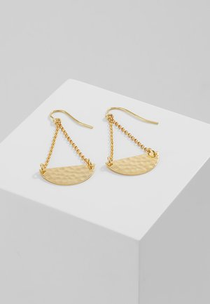 Pendientes - gold-coloured