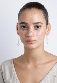 TomShot - EARRINGS - Earrings - silver-coloured - 1