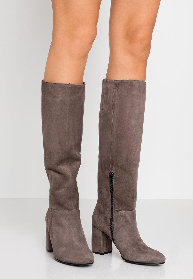 Tosca Blu - LORIE - Boots - tortora
