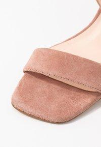 Tosca Blu - MAIORCA - Korolliset sandaalit - malva - 2